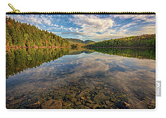 Acadian Reflection Carry-all Pouch by Rick Berk
