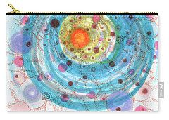 Accretion Carry-all Pouch