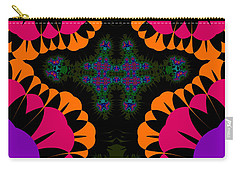 Carry-all Pouch featuring the digital art Acknobless by Andrew Kotlinski