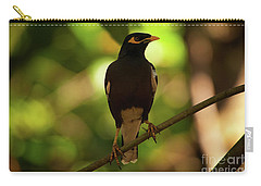Acridotheres Tristis Carry-all Pouch