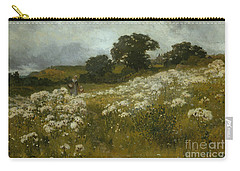 Across The Fields Carry-all Pouch