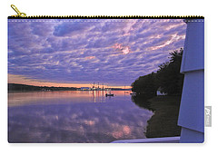 Across The River Carry-all Pouch