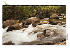 Across The St. Vrain Carry-all Pouch