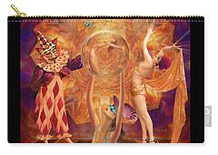 Act 3 Burlesque Circus Follies Carry-all Pouch