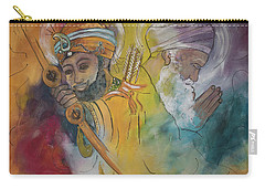 Action In Peace Carry-all Pouch