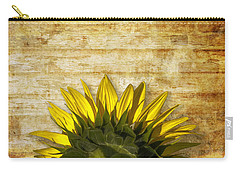 Carry-all Pouch featuring the photograph Ad Orientem by Melinda Ledsome