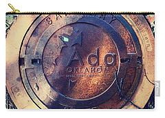 Ada Circle Carry-all Pouch