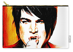 Adam Lambert Carry-all Pouch