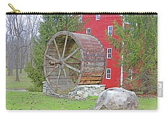 Adams Mills Big Wheel Carry-all Pouch