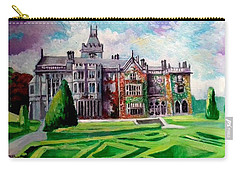 Adare Manor Co Limerck Ireland Carry-all Pouch
