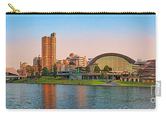 Adelaide Riverbank Panorama Carry-all Pouch