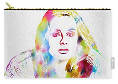 Adele Carry-all Pouch by Dan Sproul