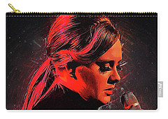 Adele Carry-all Pouch by Semih Yurdabak