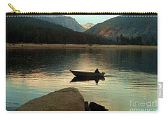 Carry-all Pouch featuring the photograph Admiring God's Work by Desiree Paquette