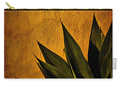 Adobe And Agave At Sundown Carry-all Pouch