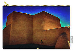 Adobe Church II Carry-all Pouch