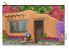 Adobe Home Carry-all Pouch