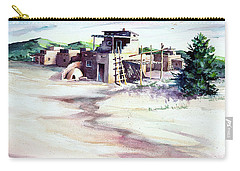 Adobe Pueblo Carry-all Pouch