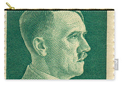 Adolf Hitler 42 Pfennig Stamp Classic Vintage Retro Carry-all Pouch