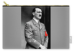 Adolf Hitler The Visionary Circa 1941 Color Added 2016 Carry-all Pouch