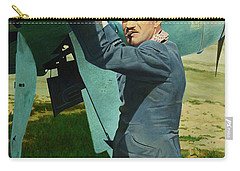 Adolf Carry-all Pouch