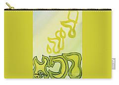 Adonai Rophe - God Heals Carry-all Pouch