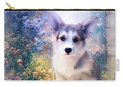 Adorable Corgi Puppy Carry-all Pouch
