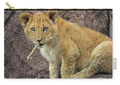 Adorable Lion Cub Carry-all Pouch