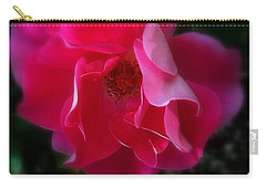 Carry-all Pouch featuring the photograph Adoration by Elfriede Fulda