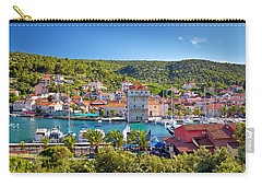 Adriatic Village Of Marina Near Trogir Carry-all Pouch
