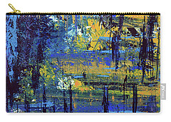 Adventure  Carry-all Pouch by Cathy Beharriell