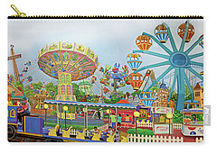 Adventureland Towel Version Carry-all Pouch