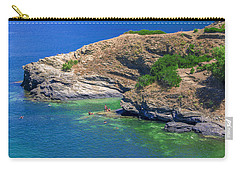 Aegean Coast In Bali Carry-all Pouch