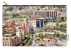 Aerial View Of Monaco Carry-all Pouch