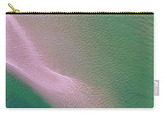 Carry-all Pouch featuring the photograph Aerial View Of Noosa River by Keiran Lusk
