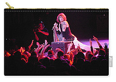 Aerosmith-steven Tyler-00088 Carry-all Pouch by Gary Gingrich Galleries