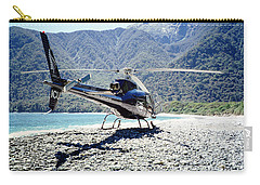 Aerospatiale Ecureuil 350, New Zealand Carry-all Pouch by Wernher Krutein
