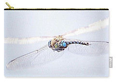 Aeshna Juncea - Common Hawker In Carry-all Pouch by John Edwards