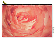 Aesthetics Of A Rose Carry-all Pouch