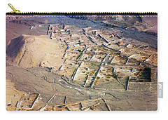 Afghan River Village Carry-all Pouch