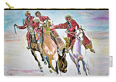 Afghan Sport. Carry-all Pouch