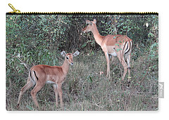 Africa - Animals In The Wild 2 Carry-all Pouch by Exploramum Exploramum