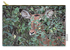 Africa - Animals In The Wild 4 Carry-all Pouch