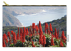 African Aloe And False Bay Carry-all Pouch