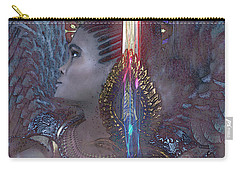 African Angel 4 Carry-all Pouch