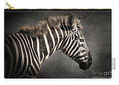 Carry-all Pouch featuring the photograph African Beauty by TK Goforth