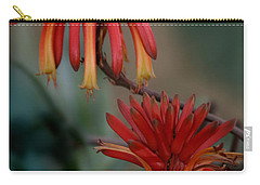 African Fire Lily Carry-all Pouch