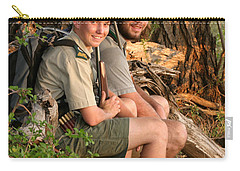 African Game Guides Carry-all Pouch