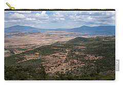 African Great Rift Valley Carry-all Pouch by Aidan Moran