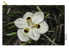 African Iris Carry-all Pouch